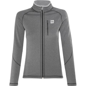 66° North Grettir Chaqueta Mujer, lavic grey/black